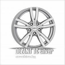 DEZENT TC (цвет: серебро) // 6,5x15 5x114,3 / диск литой