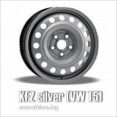 KFZ 9685 (цвет: серебро) // 6,5x16 5x120 / диск стальной