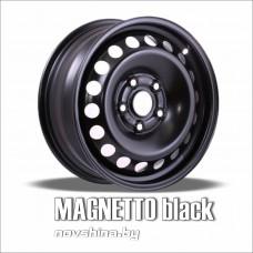MAGNETTO 16007 (цвет: черный) // 6,5x16 5x114,3 / диск стальной