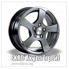 SKAD АКУЛА (грей) // 6.0x16 5x112 / диск литой