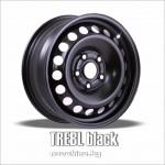 TREBL 64H38D (цвет: черный) // 6,0x15 5x100 / диск стальной