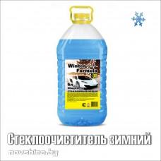 Жидкость стеклоомывающая WINTER FORMULA -30