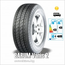 BARUM Vanis 2 195/70 R15C шина летняя