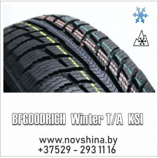 BFGOODRICH Winter T/A KSI 205/55 R16 (FP) шина зимняя