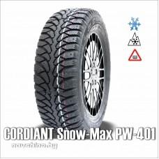 CORDIANT Snow Max 215/55 R16 (XL; FP) шина зимняя