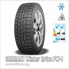 CORDIANT Winter Drive PW-1 205/60 R16 (XL) шина зимняя