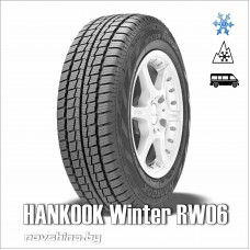 HANKOOK Winter RW06 215/65 R16C шина зимняя
