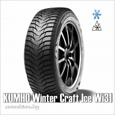 KUMHO WinterCraft Ice Wi31 185/65 R15 шина зимняя