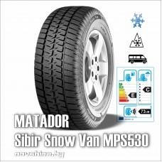 MATADOR Sibir Snow Van MPS530 225/70 R15C шина зимняя