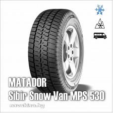 MATADOR Sibir Snow Van MPS530 195 R14C шина зимняя