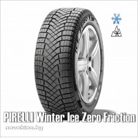 PIRELLI Winter Ice Zero Friction 205/55 R16 (XL) шина зимняя