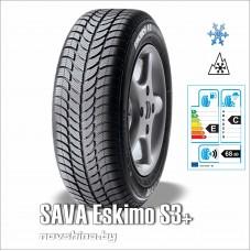 SAVA Eskimo S3+ 185/65 R15 шина зимняя