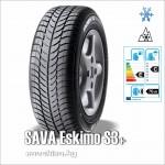 SAVA Eskimo S3+ 195/65 R15 шина зимняя